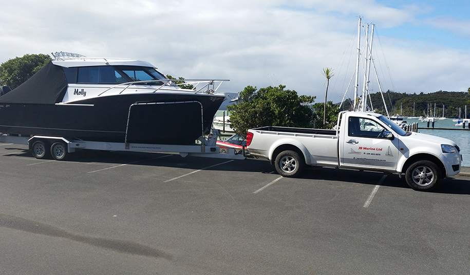 JB Marine are Northland's premiere Marine engineers with over 30 years experience and are specialists in sales, service and installations for all your marine boating requirements.